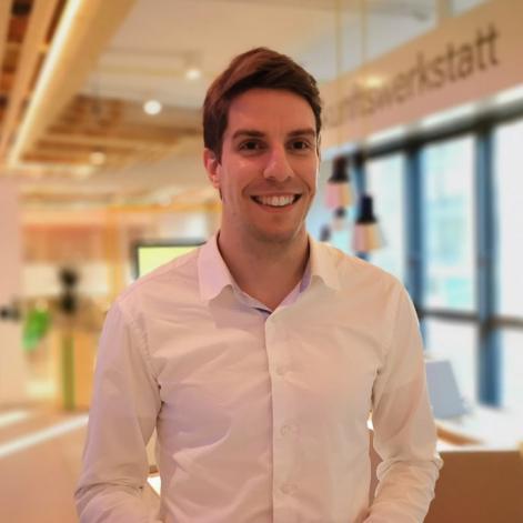 Sebastian Decker Google-Zukunftswerkstatt